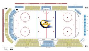 Barons Seating Chart Canmore Eagles At Oil Barons