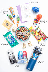 College Care Package Ideas For Easter Valeries Kitchen