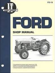 ford jubilee tractor wiring diagram images ford golden jubilee tractor manual motor replacement