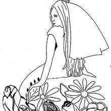 Small Picture Princess coloring pages Hellokidscom