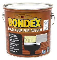 Bondex Holzlasur Für Aussen 2053 Hellblau Grau 25l Holzschutzlasur