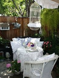 shabby chic outdoor furniture. Shabby Chic Patio Furniture White Terrific Snapshot Outdoor E