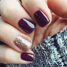 Fall Nail Designs Best Fall Nails For 2018 45 Trending Fall Nail Designs Favhq Com