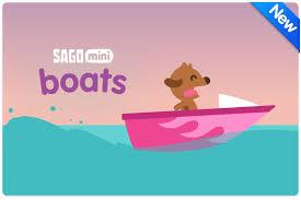 Sago Mini Boats Sago Sago Ios Head Out On A Boat Trip With