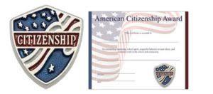 American Citizenship Award Compass Homeschool Classes