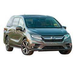 2018 Honda Odyssey Trim Levels W Configurations Comparison