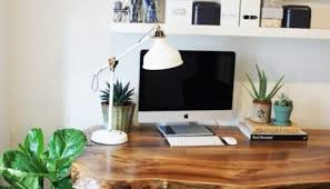 home office wall. Desk With Shelves Above 29 Creative Home Office Wall Storage Ideas