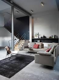 Modernes Wohnzimmer Teppich Ecksofa Récamiere So In