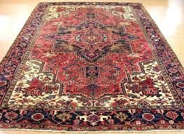 red persian rug 8 x antique tribal hand knotted wool navy oriental red persian rug red