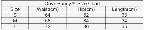 Banana Split Size Chart Banana Split Denim Shorts