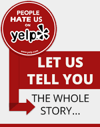 Yelp amp; Hate Rhythm Why On I Booze People And