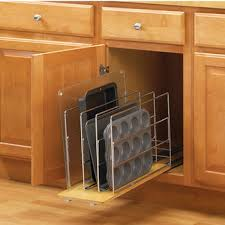 knape vogt wood wire roll out tray divider for kitchen cabinet 6 w x 14 h x 22 1 4 d