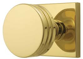 brass door knobs. emtek modern brass bern style door knob - www.homesteadhardware.com knobs r