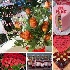 diy valentine s day gifts for him