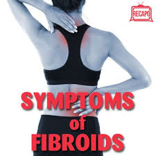 Image result for Symptoms of Fibroids