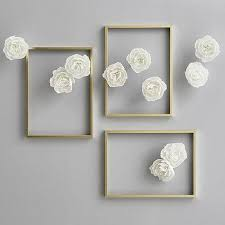 White Paper Flower Garland White Paper Flower Garland Products Bookmarks Design