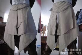 Assassins Creed Costume Pattern Custom Fev Studios Ezio Cosplay Project Assassin's Creed Brotherhood
