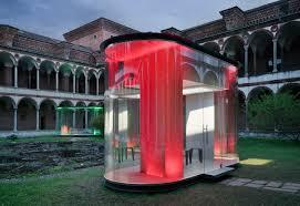 Fta Design Studio Hospital Of The Future Cells Installation By Filippo