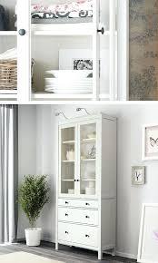 hemnes glass door cabinet glass door cabinet with 3 drawers white stain hemnes glass door cabinet