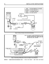 msd pro billet wiring electrical drawing wiring diagram \u2022 MSD 7Al Wiring-Diagram msd 8503 ford 289 302 e curve pro billet distributor installation rh manualsdir com msd pro