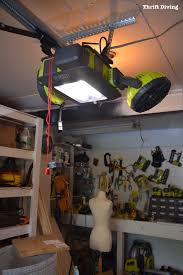 garage door installHow to Install a RYOBI Garage Door Opener
