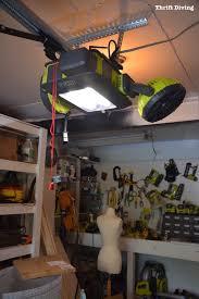 install garage door openerHow to Install a RYOBI Garage Door Opener