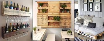 featured pallet wood furniture ideas