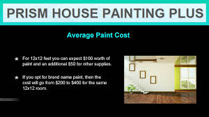 How Much Does It Cost To Paint A House Interior YouTube - Cost to paint house interior