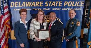 Delaware State Police 2020 Honorary Commander Ceremony - Delaware State  Police - State of Delaware