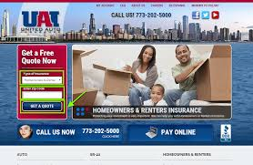 united auto insurance quote step 2