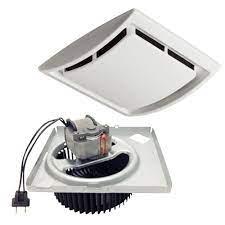 Broan Nutone Quickit 60 Cfm 2 5 Sones 10 Minute Bathroom Exhaust Fan Upgrade Kit Qkn60s The Home Depot
