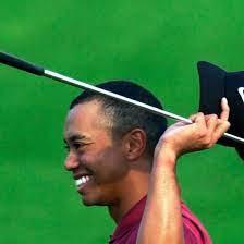 """Golf-Superstar: Grand Slam? """"Tiger Slam""""! Als Woods 2001 Geschichte schrieb"""