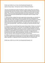 opinion essays samples address example opinion essays samples p1 jpg