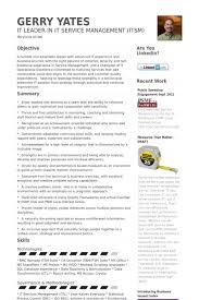 It Consultant Resume Resume Template Ideas