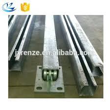 metal tracks for sliding doors gate metal track vs steel sliding door guide rails metal tracks for sliding doors