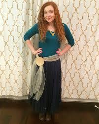 diy merida costume and roundup