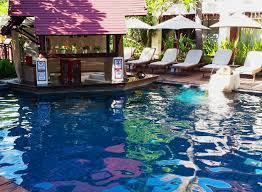 pool bar. 7 Koh Samui Resorts With Swim-up Pool Bars Bar