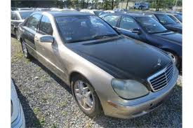 We're sorry, our experts haven't reviewed this car yet. 2003 Mercedes Benz S430 101000 Miles Vin Wdbng70j53a348960 Vehicle Being Sold With Salvage Title