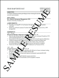 Example Of Simple Resume Gorgeous Simple Resume Template Sample Of A Philippines Socialumco