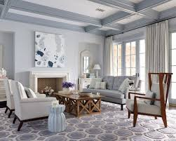 light blue living room furniture. inspiration for a beach style living room remodel in jacksonville with gray walls light blue furniture g