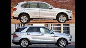 Coupe Series bmw x5 2014 price : 2014 BMW X5 (F15) vs. Mercedes ML Compared - YouTube