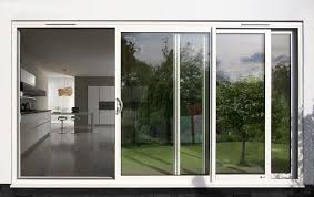smart sliding glass patio doors for kitchen