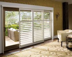 shutters for sliding glass doors roman shades french patio blinds door