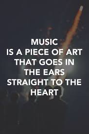 Quotes About Music Cool I Love To Write My Own Music Because It Allows Me To Be Closer To My