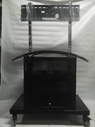 Image Tisch 0d Nadeau Customized Mobile Tv Stand With Cabinet On Carousell