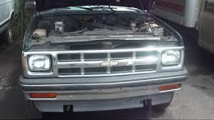 1981 Chevy 30 wrecker and 1994 Chevy S10 Blazer Tahoe walkarounds ...
