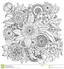 pattern coloring book strikingly hard flower pattern coloring pages