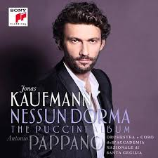 <b>Jonas Kaufmann</b> - <b>Nessun</b> Dorma CD - The Royal Opera House