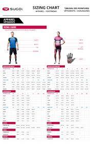 Sugoi Bike Shorts Size Chart Firewall 180 Zap Tight