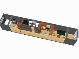 Container Van House Interior Design House List Disign - Container house interior